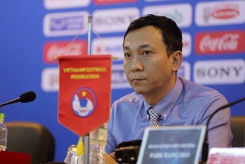 VFF tự tin giữ chân được HLV Park Hang-seo sau khi bổ nhiệm ông Trần Quốc Tuấn làm Phó chủ tịch tài chính - Ảnh 1.