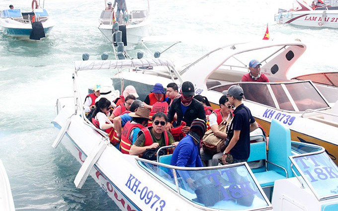 Khánh Hòa đón gần 3,4 triệu lượt khách du lịch