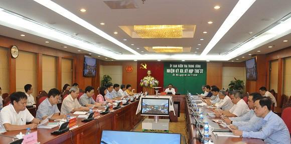 Đề nghị Bộ Chính trị xem xét, thi hành kỷ luật đối với nguyên Phó Thủ tướng Vũ Văn Ninh - Ảnh 1.