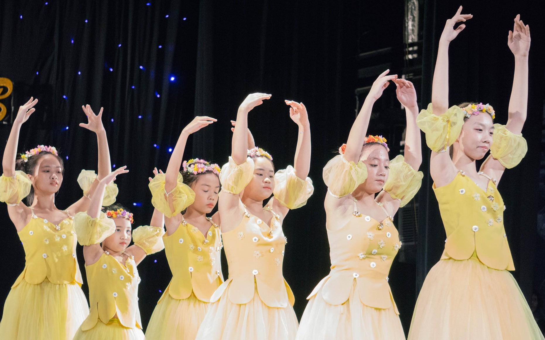 Nhà hát Nhạc Vũ Kịch Việt Nam dành nhiều ưu đãi cho học viên tham gia Sân chơi nghệ thuật nhân dịp kỷ niệm 60 năm thành lập