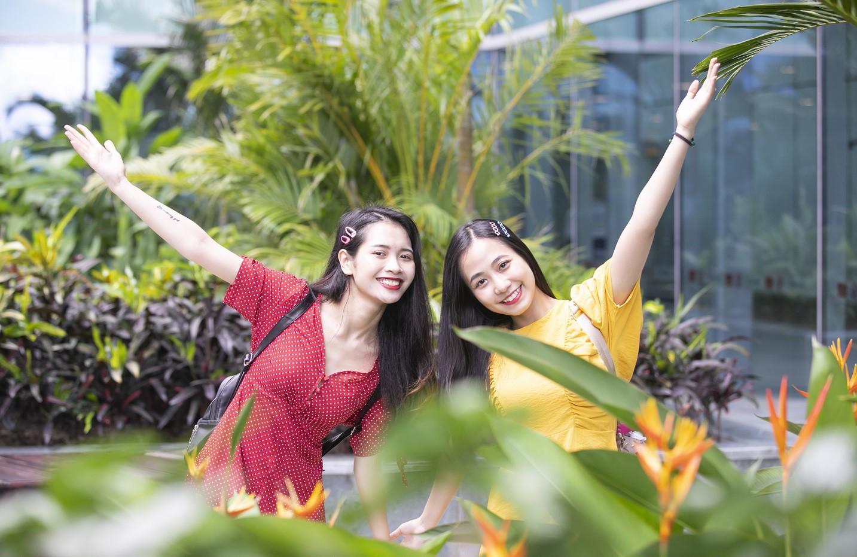 Theo chân hot girl Trang Hime khám phá Vân Đồn - Ảnh 3.