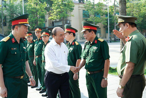 Thủ tướng kiểm tra Công trình, khu vực Lăng Chủ tịch Hồ Chí Minh - Ảnh 2.