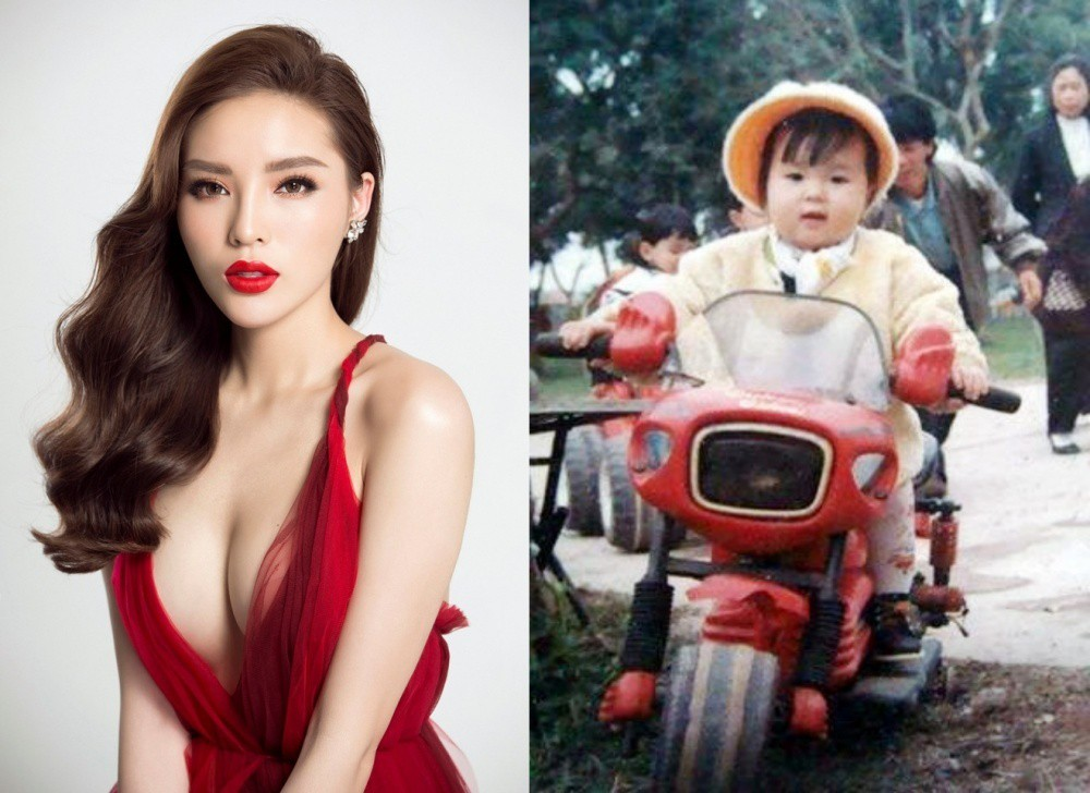 Vẻ đáng yêu thuở nhỏ của dàn Hoa hậu, Á hậu Việt Nam - Ảnh 3.