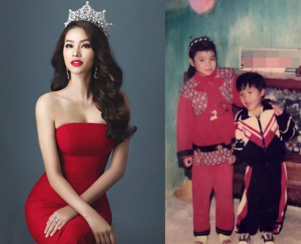 Vẻ đáng yêu thuở nhỏ của dàn Hoa hậu, Á hậu Việt Nam - Ảnh 5.