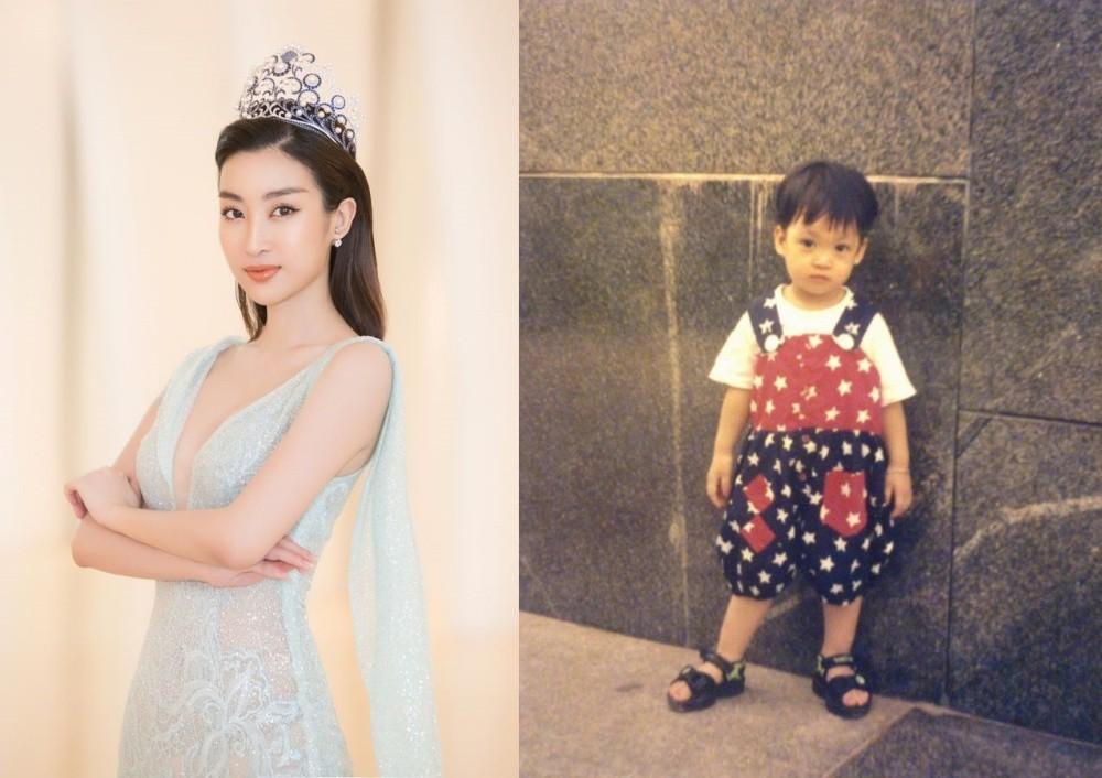 Vẻ đáng yêu thuở nhỏ của dàn Hoa hậu, Á hậu Việt Nam - Ảnh 6.
