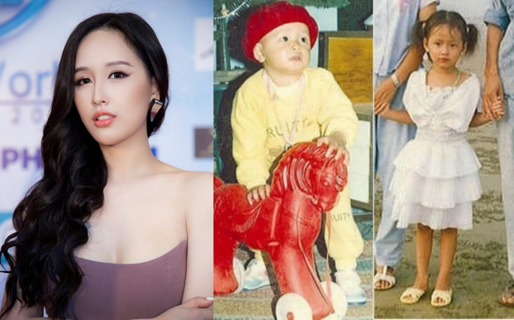 Vẻ đáng yêu thuở nhỏ của dàn Hoa hậu, Á hậu Việt Nam - Ảnh 7.