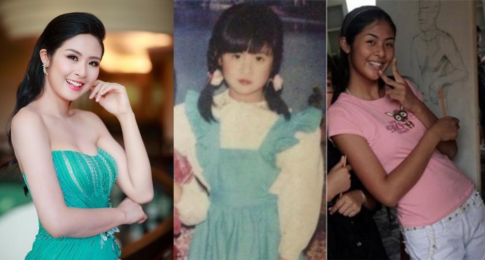 Vẻ đáng yêu thuở nhỏ của dàn Hoa hậu, Á hậu Việt Nam - Ảnh 8.