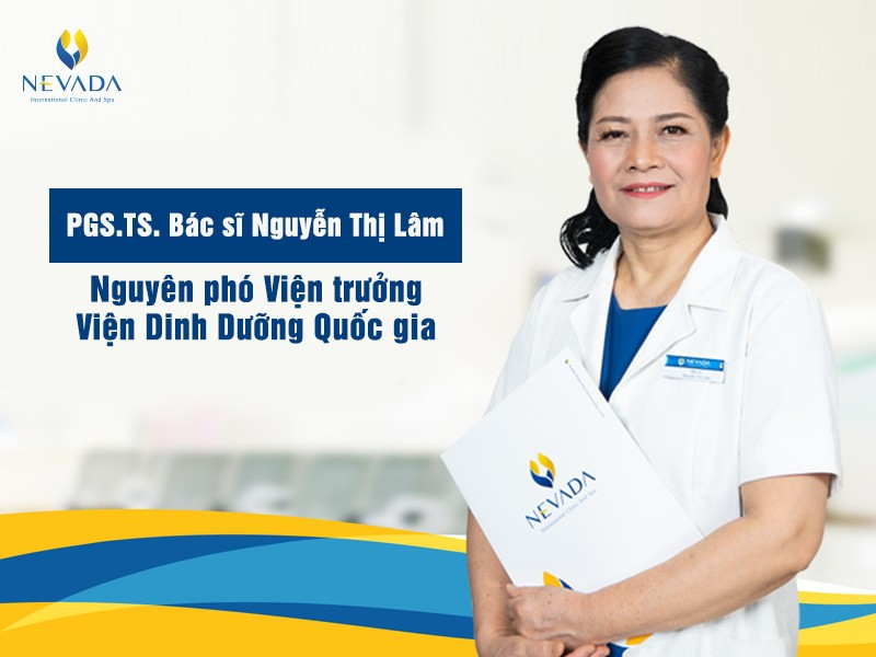 Chuyên gia dinh dưỡng PGS.TS. Bác sĩ Nguyễn Thị Lâm gợi ý phương pháp giảm cân khoa học, an toàn - Ảnh 1.