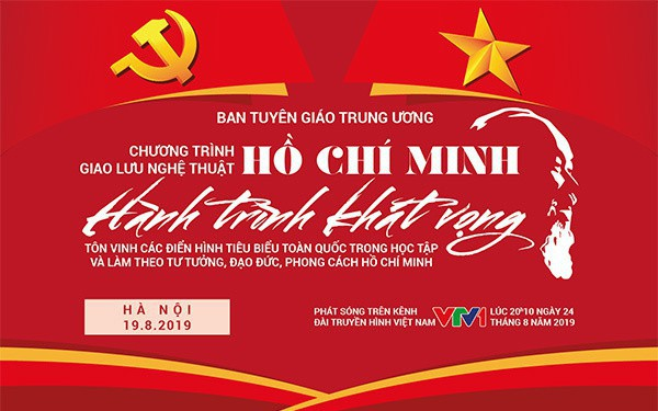 Dấu ấn nghệ thuật đặc sắc trong chương trình 'Hồ Chí Minh - Hành trình khát vọng'