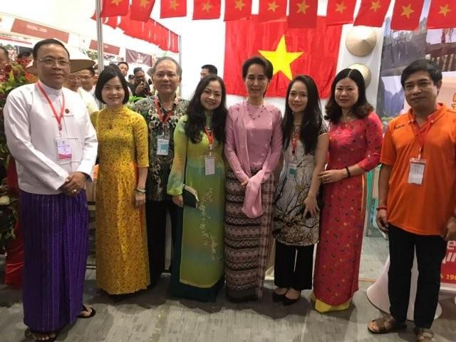 Đặc sắc 'Hương vị Á Đông đích thực' tại Myanmar - Ảnh 1.