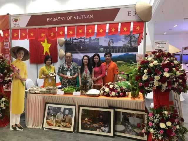 Đặc sắc 'Hương vị Á Đông đích thực' tại Myanmar - Ảnh 2.