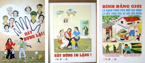 Tuyên truyền về bình đẳng giới và phòng, chống BLGĐ ở Quảng Ninh - Ảnh 1.