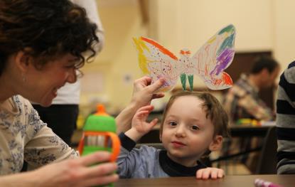 Hơn 1300 cánh bướm của trẻ khuyết tật khắp thế giới trưng bày tại Hà Nội - Ảnh 3.