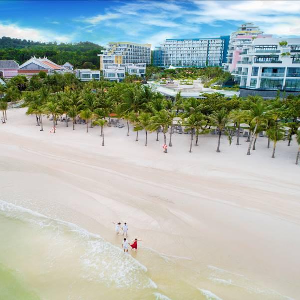 Cảnh sắc mùa hè rộng ràng tại Premier Residences Phu Quoc Emerald Bay - Ảnh 3.