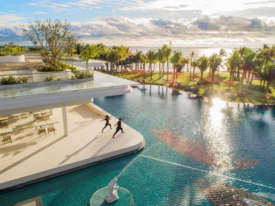 Cảnh sắc mùa hè rộng ràng tại Premier Residences Phu Quoc Emerald Bay - Ảnh 4.