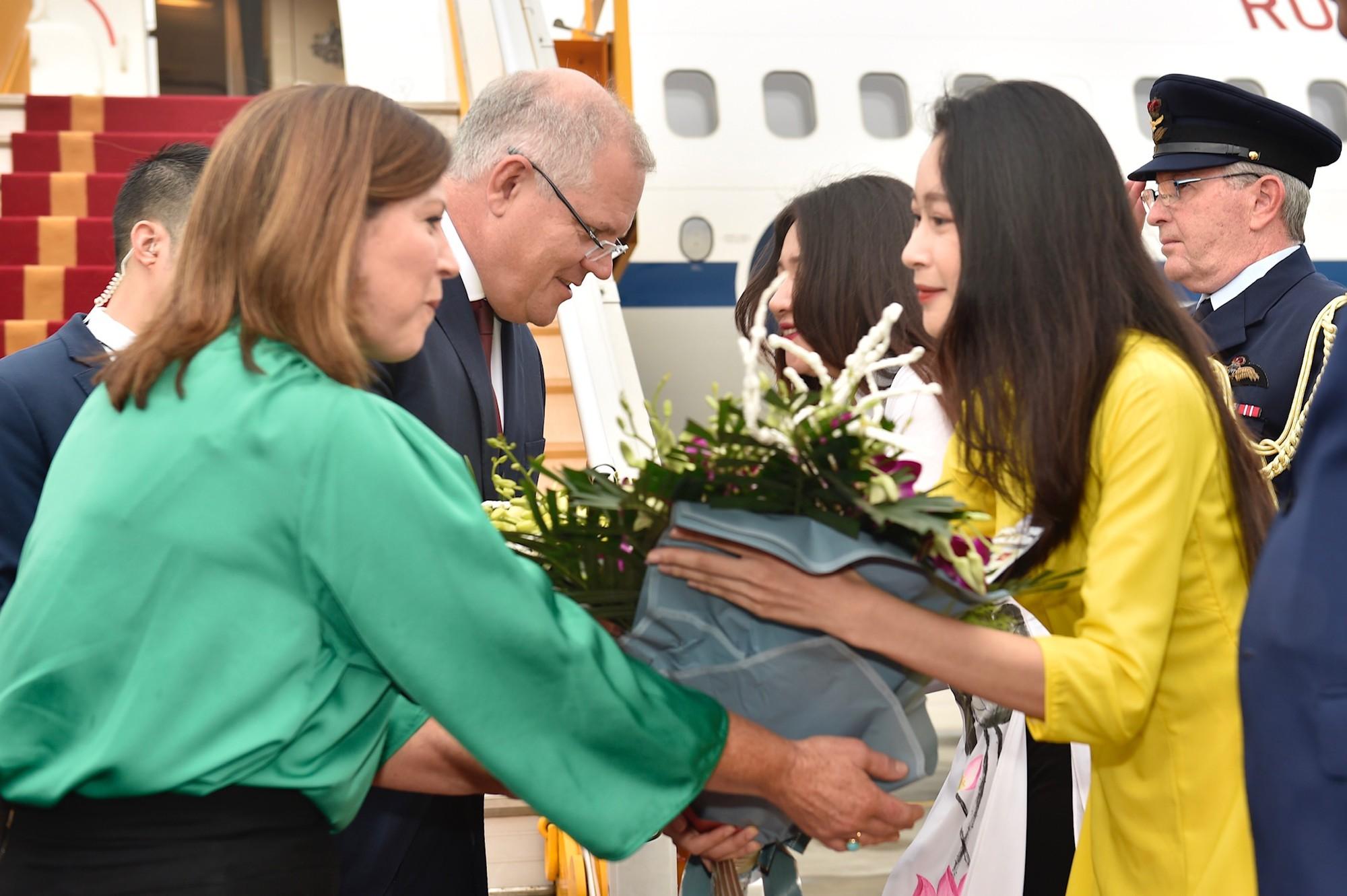 Thủ tướng Australia và Phu nhân thăm chính thức Việt Nam - Ảnh 4.