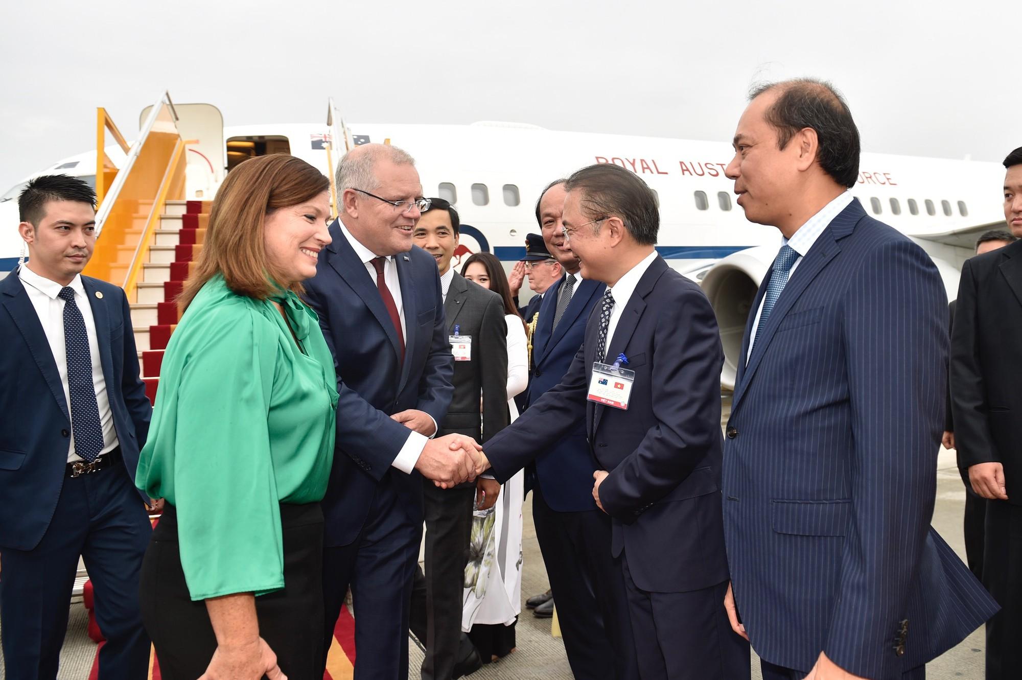 Thủ tướng Australia và Phu nhân thăm chính thức Việt Nam - Ảnh 5.