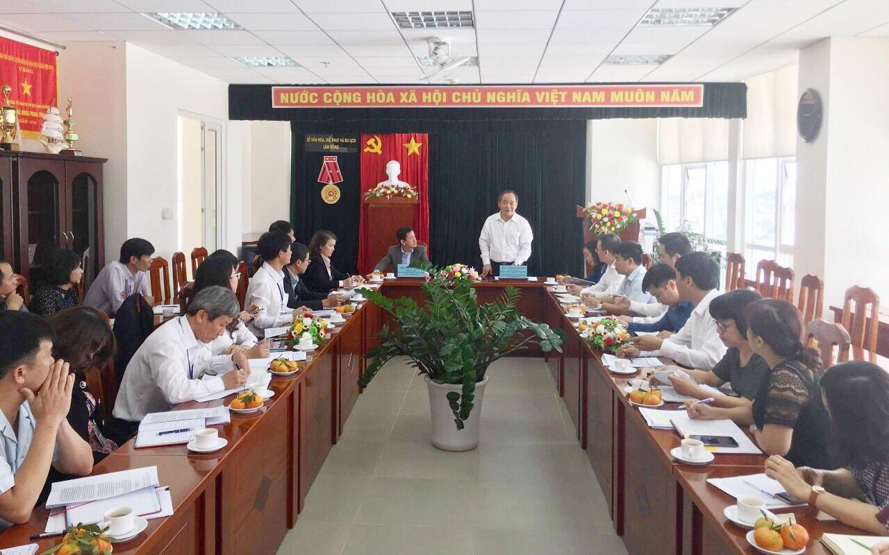 Thứ trưởng Lê Khánh Hải kiểm tra công tác cải cách hành chính tại Lâm Đồng