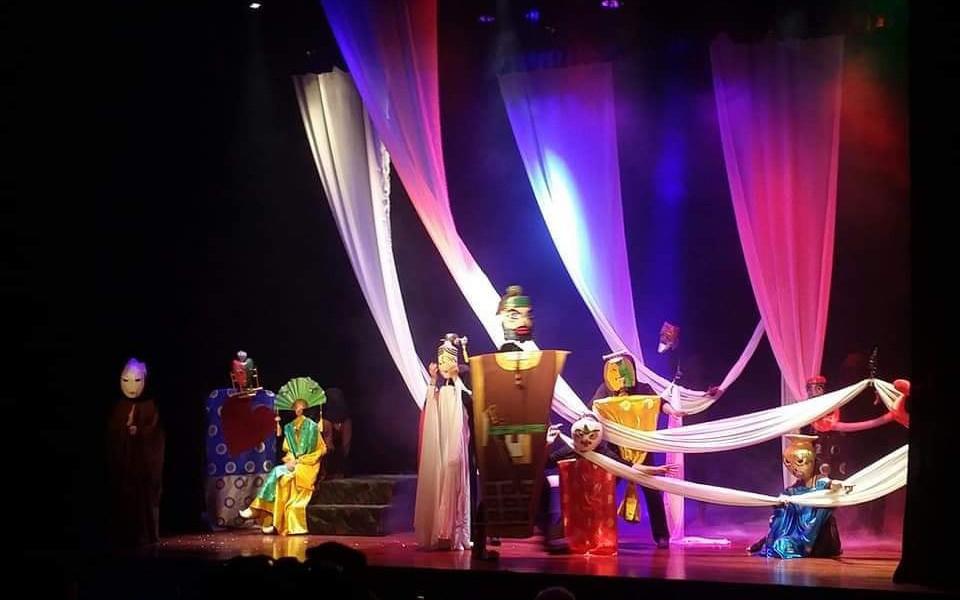 Nhà Hát Múa Rối Việt Nam công bố vở