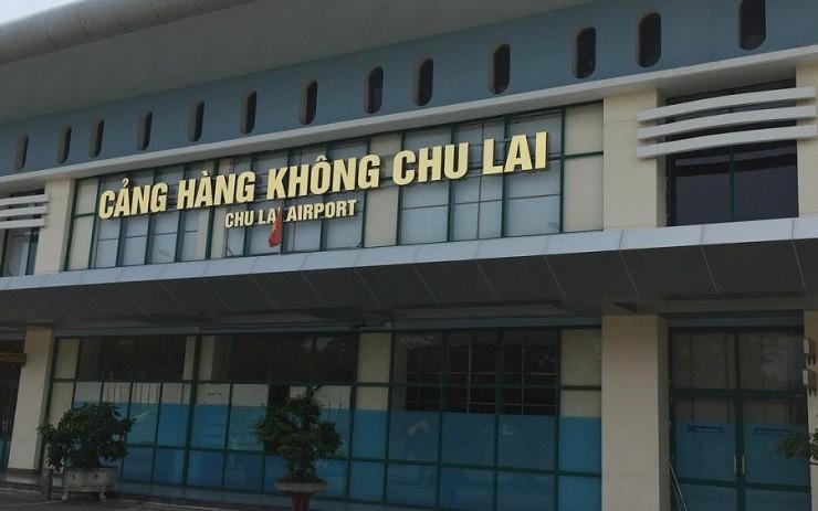 Sân bay Chu Lai hướng tới mục tiêu đến 2030 phục vụ 5 triệu khách/năm