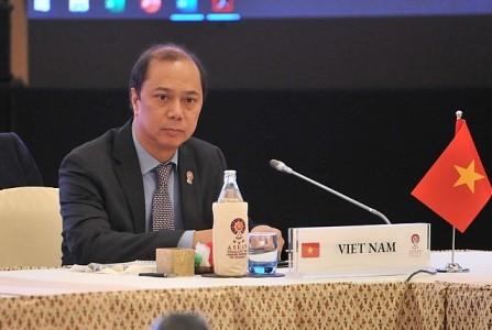 Phó Thủ tướng phát biểu thẳng thắn về vấn đề Biển Đông - Ảnh 1.