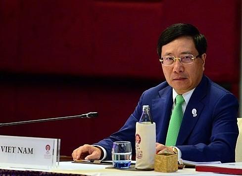 Phó Thủ tướng phát biểu thẳng thắn về vấn đề Biển Đông - Ảnh 2.