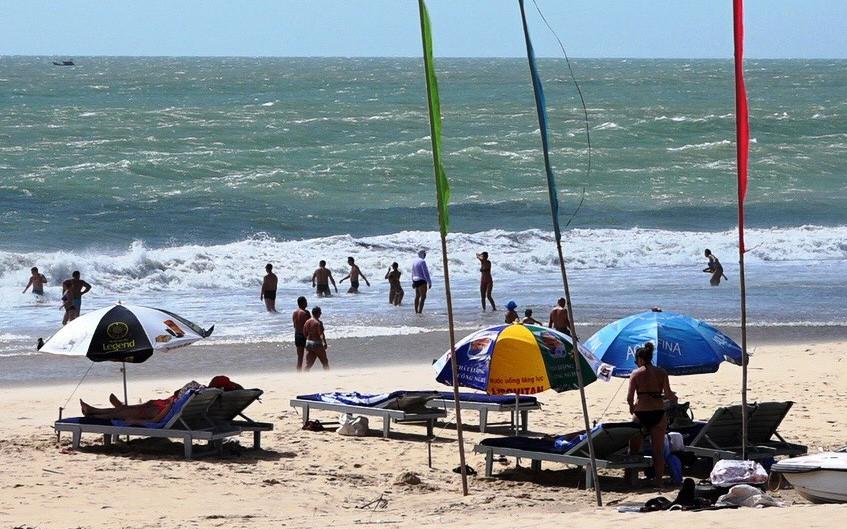Bình Thuận tăng cường giải pháp đảm bảo an toàn du lịch biển
