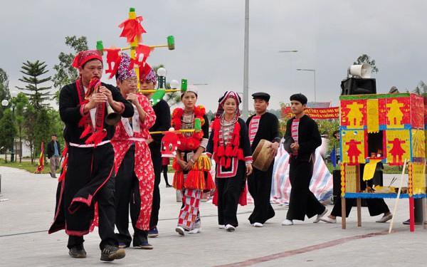 Trải nghiệm văn hóa xứ Tuyên giữa lòng thủ đô Hà Nội