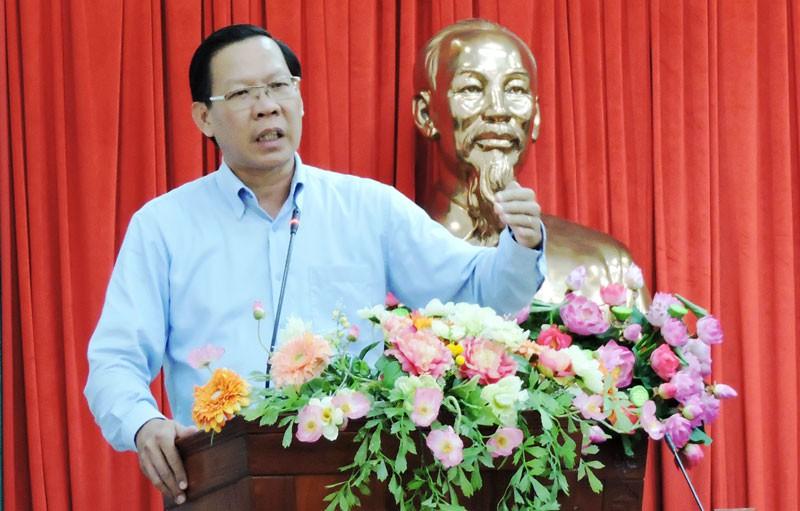 Triển khai quyết định của Bộ Chính trị về công tác cán bộ - Ảnh 2.