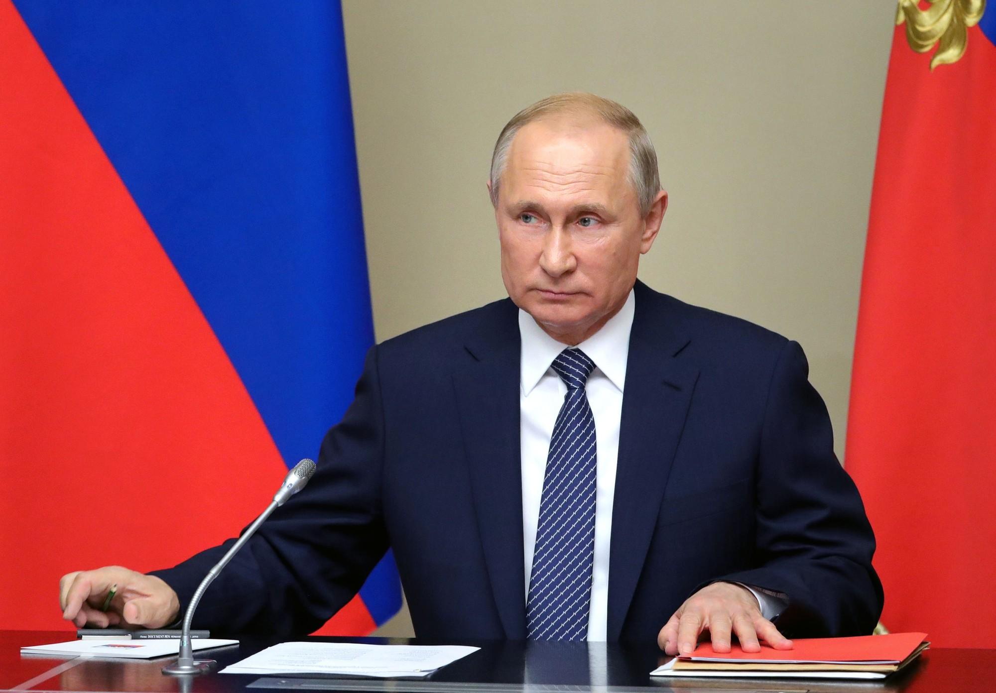Putin noi ve INF AP