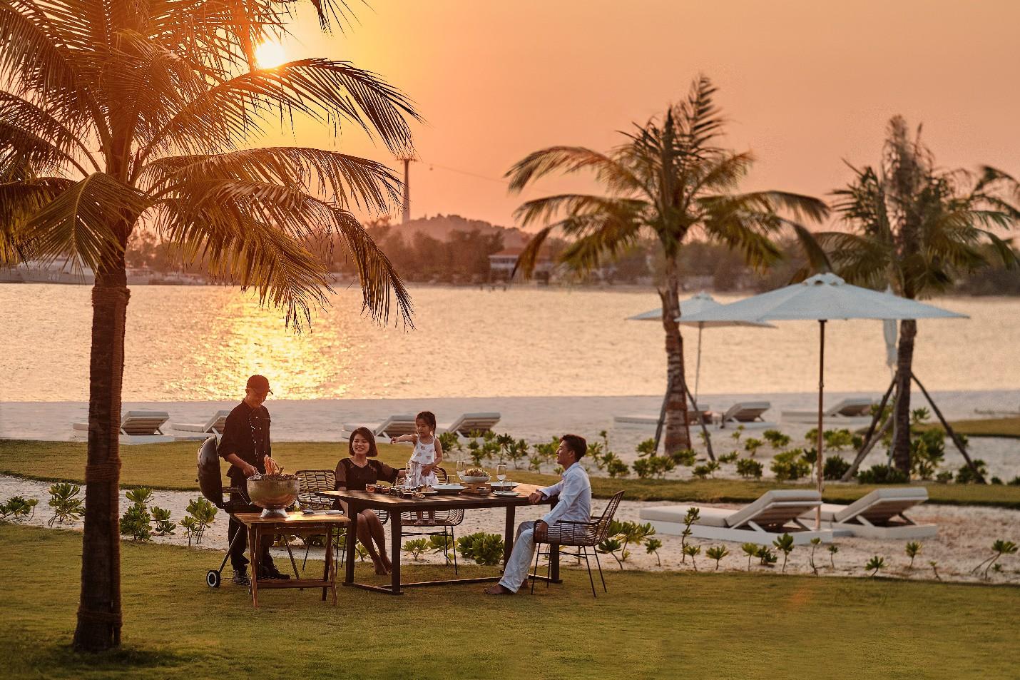 Mùa hè của gia đình tại Premier Village Phu Quoc Resort - Ảnh 2.