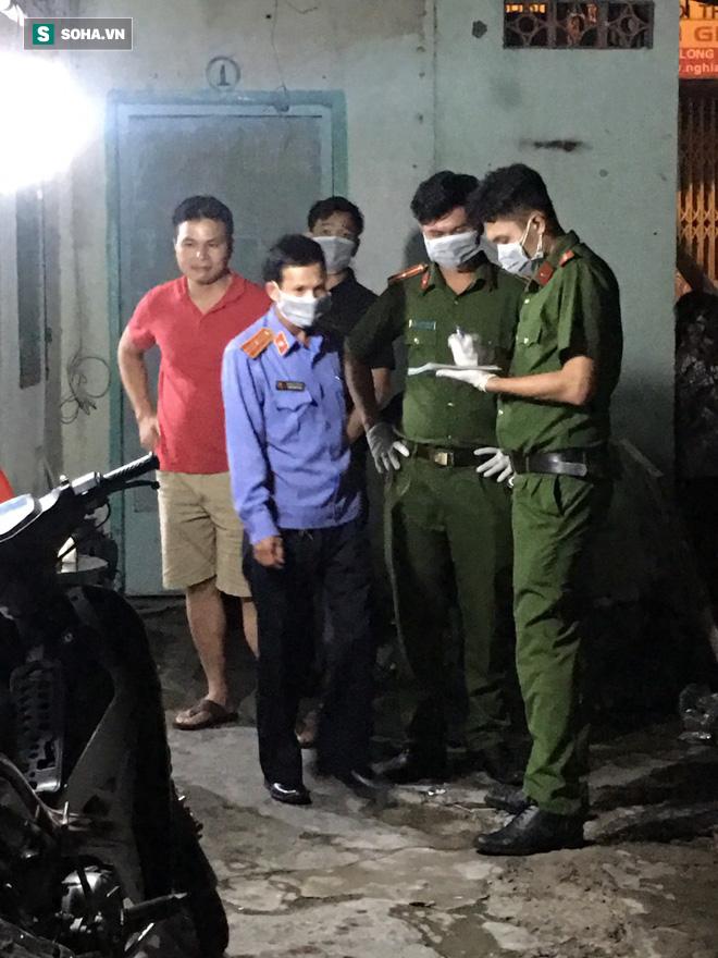 Phút gây tội của thanh niên 9X đâm chết vợ hờ trong phòng trọ ở Sài Gòn - Ảnh 1.