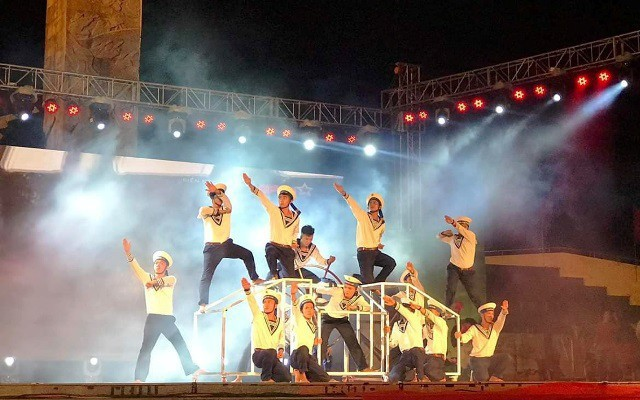 Ấn tượng Hội thi múa không chuyên toàn quốc năm 2019