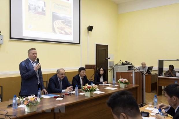 Hội thảo khoa học quốc tế về sự nghiệp-tư tưởng Hồ Chí Minh tại Nga - Ảnh 1.