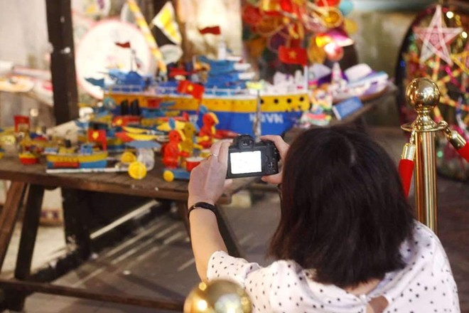 Bộ sưu tập đồ chơi truyền thống gắn liền với Tết Trung thu - Ảnh 11.