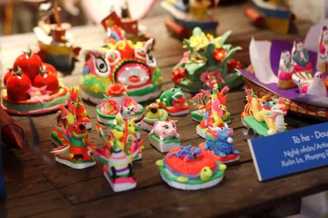 Bộ sưu tập đồ chơi truyền thống gắn liền với Tết Trung thu - Ảnh 4.