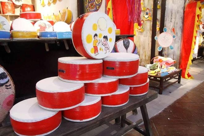 Bộ sưu tập đồ chơi truyền thống gắn liền với Tết Trung thu - Ảnh 7.