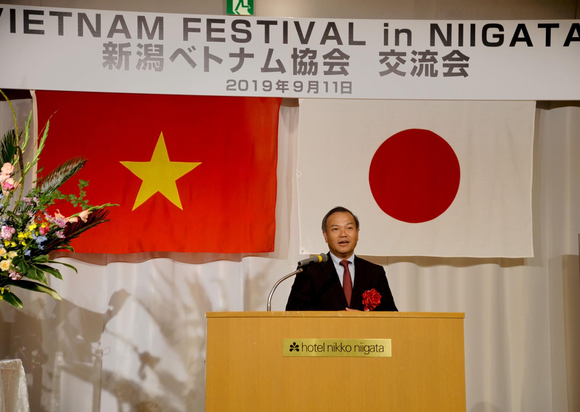 Lễ hội Việt Nam tại Niigata 2019 - Ảnh 2.