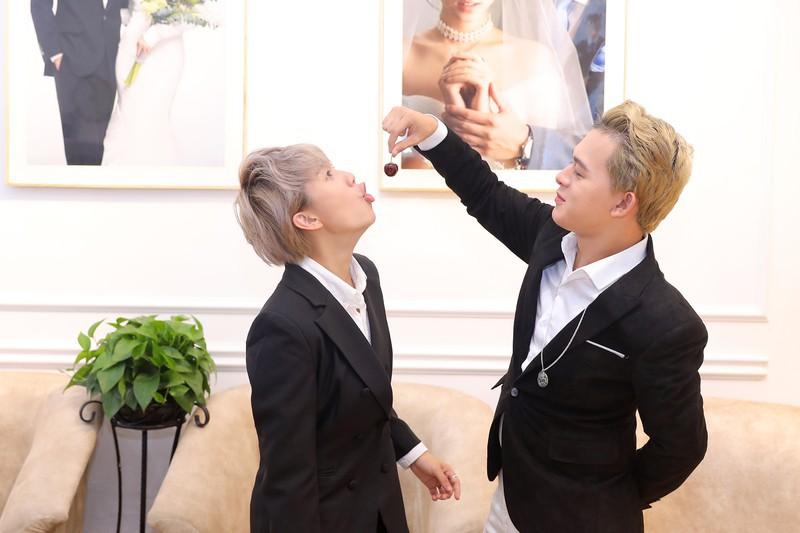 Xôn xao tin đồn 'Tomboyloichoi' Bảo Hân và Quang Anh đi thử áo cưới sau phim Về nhà đi con - Ảnh 5.