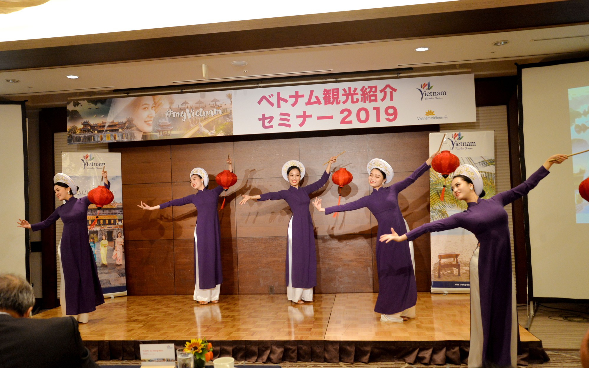 Giới thiệu Du lịch Việt Nam tại Sapporo, tỉnh Hokkaido - Ảnh 10.
