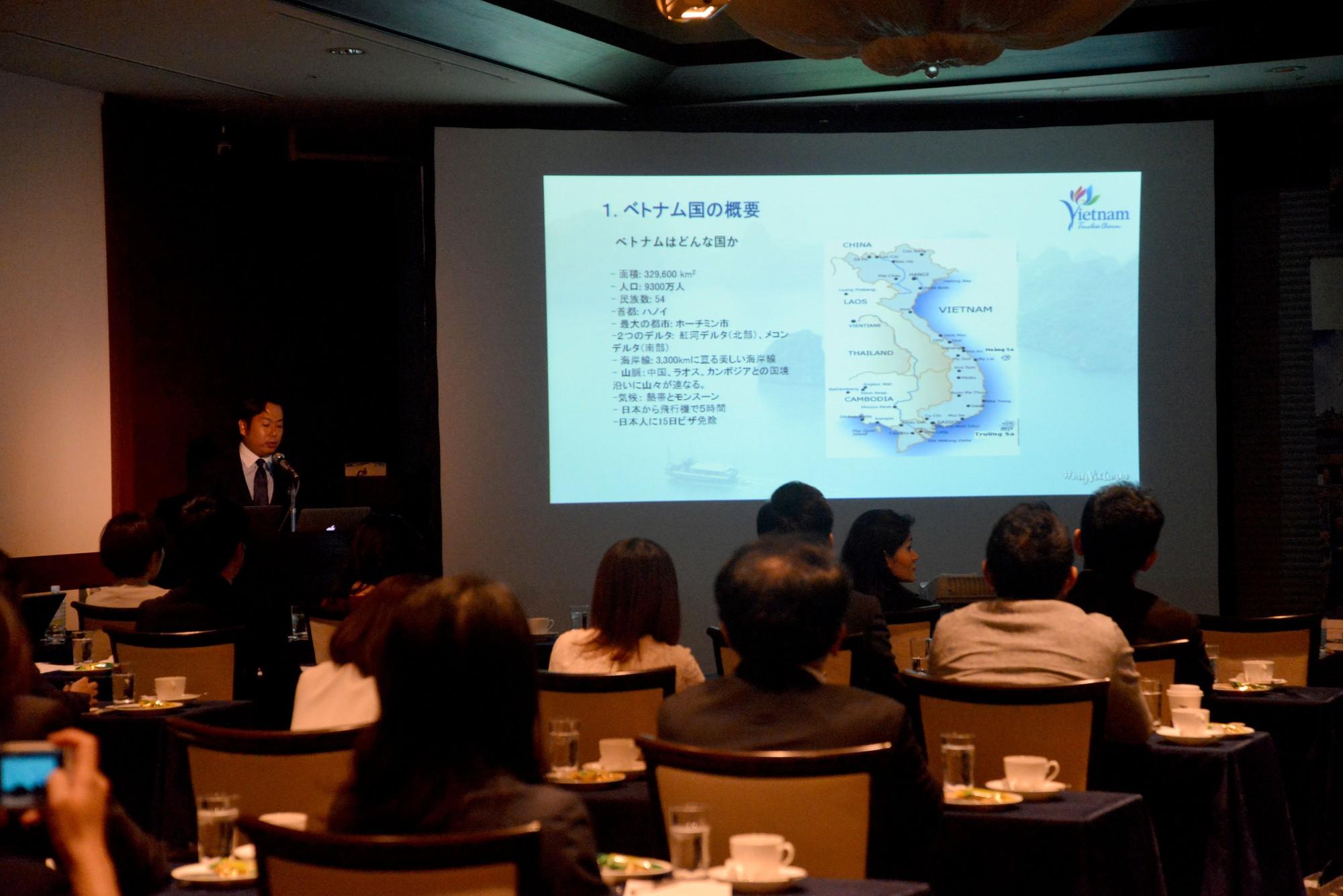 Giới thiệu Du lịch Việt Nam tại Sapporo, tỉnh Hokkaido - Ảnh 4.