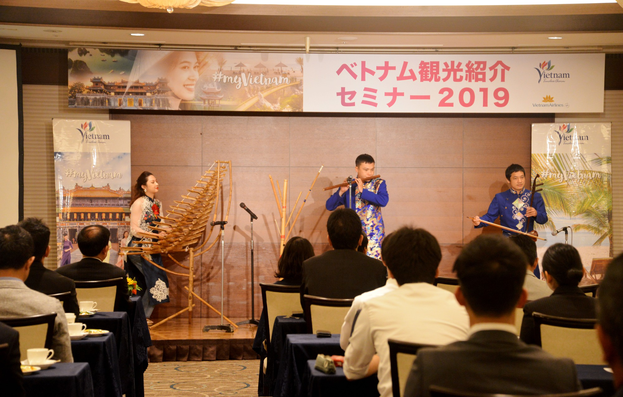 Giới thiệu Du lịch Việt Nam tại Sapporo, tỉnh Hokkaido - Ảnh 7.