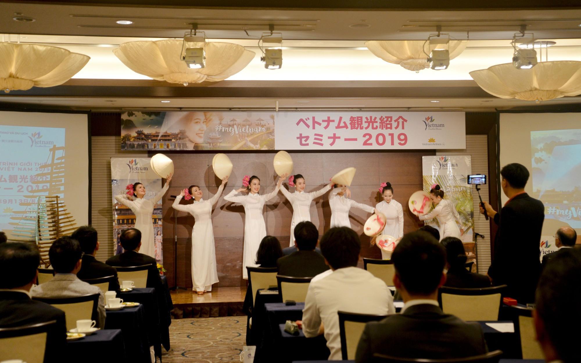Giới thiệu Du lịch Việt Nam tại Sapporo, tỉnh Hokkaido