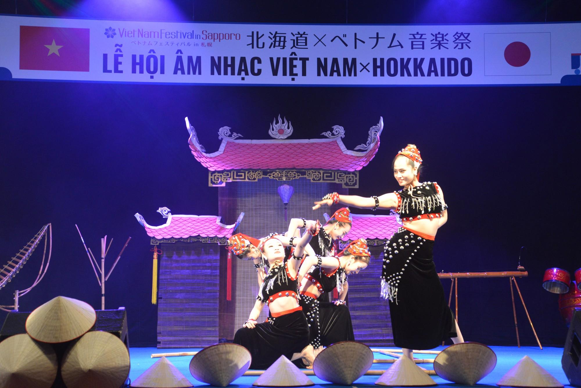 Lễ hội Việt Nam tại Sapporo năm 2019 lần thứ nhất - Ảnh 10.