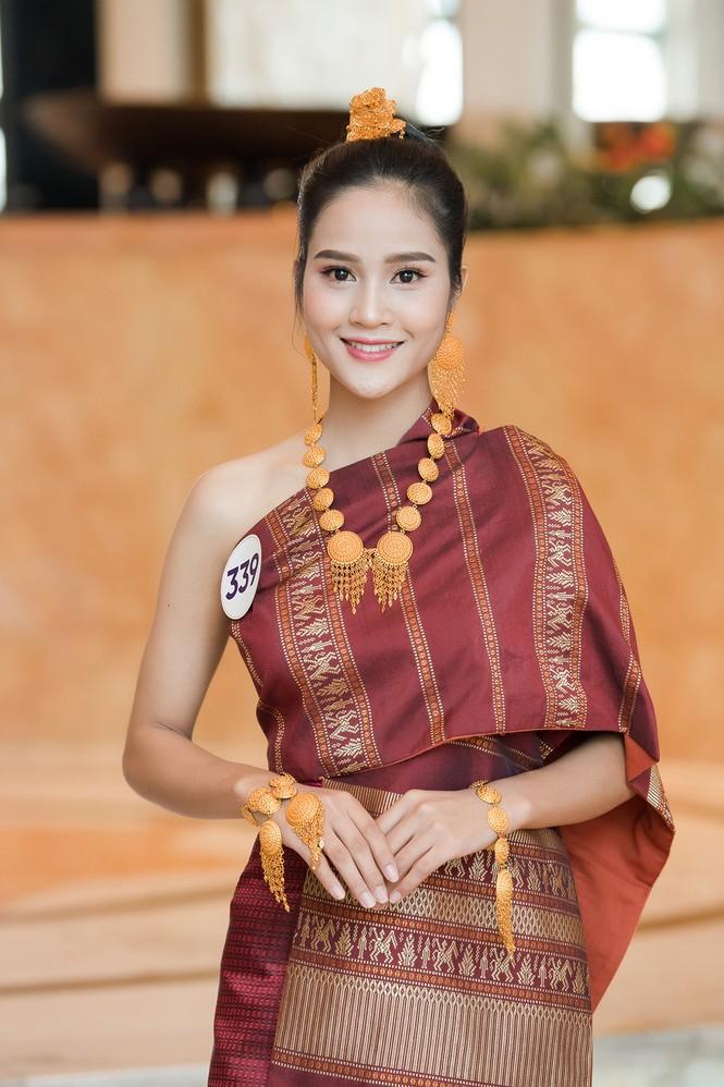 Hoa hậu Tường Linh, Đào Hà và dàn người đẹp quen mặt gợi cảm dự thi Hoa hậu Hoàn vũ VN - Ảnh 9.