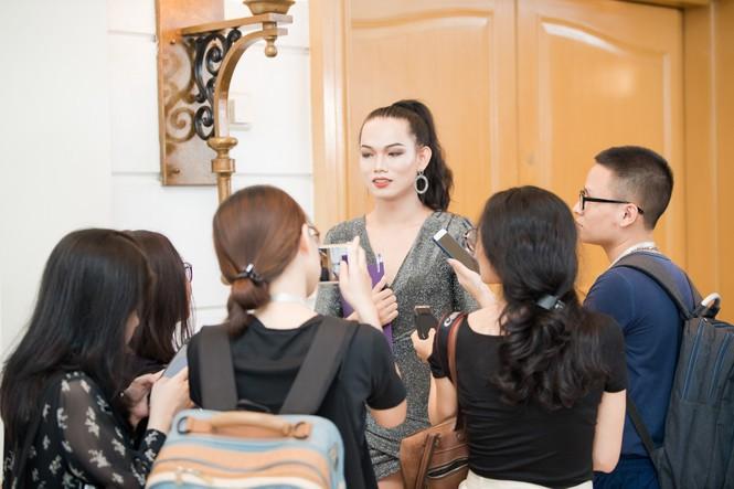 Hoa hậu Tường Linh, Đào Hà và dàn người đẹp quen mặt gợi cảm dự thi Hoa hậu Hoàn vũ VN - Ảnh 11.
