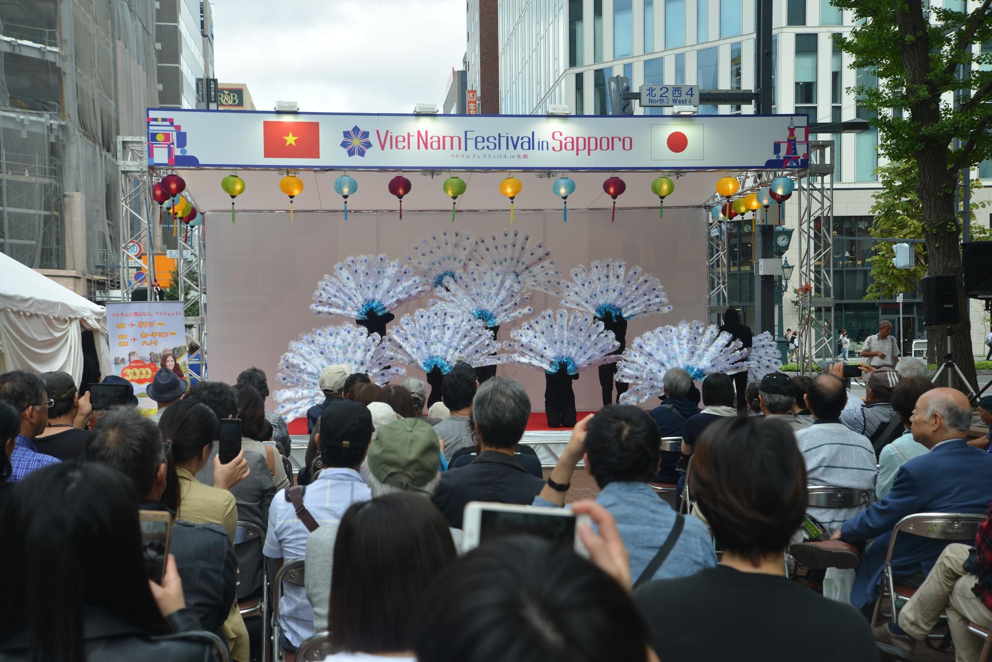 Lễ hội Việt Nam tại Sapporo năm 2019 lần thứ nhất - Ảnh 7.
