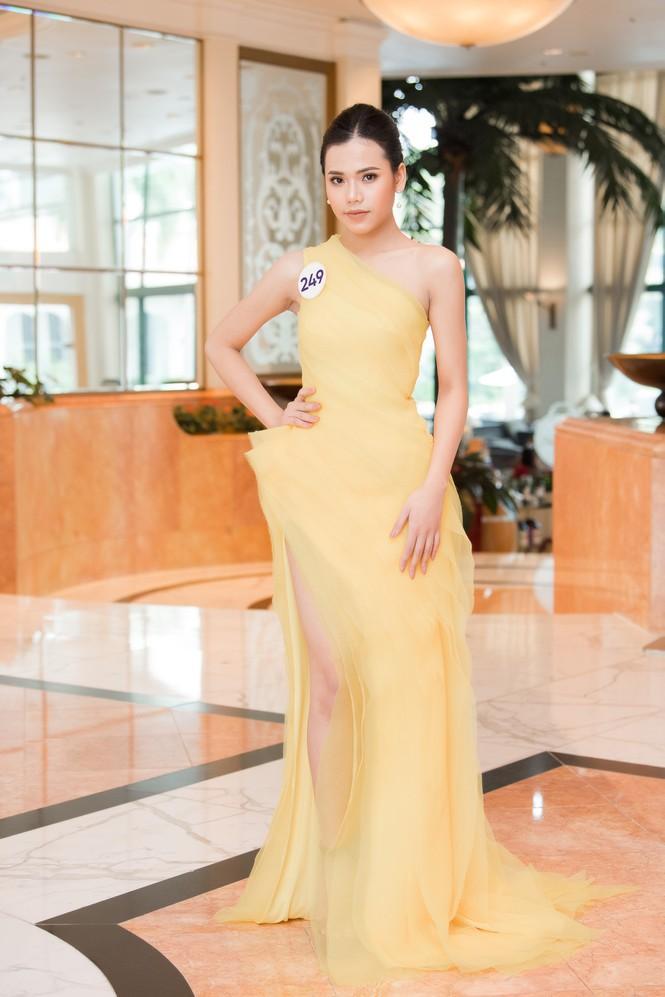 Hoa hậu Tường Linh, Đào Hà và dàn người đẹp quen mặt gợi cảm dự thi Hoa hậu Hoàn vũ VN - Ảnh 5.