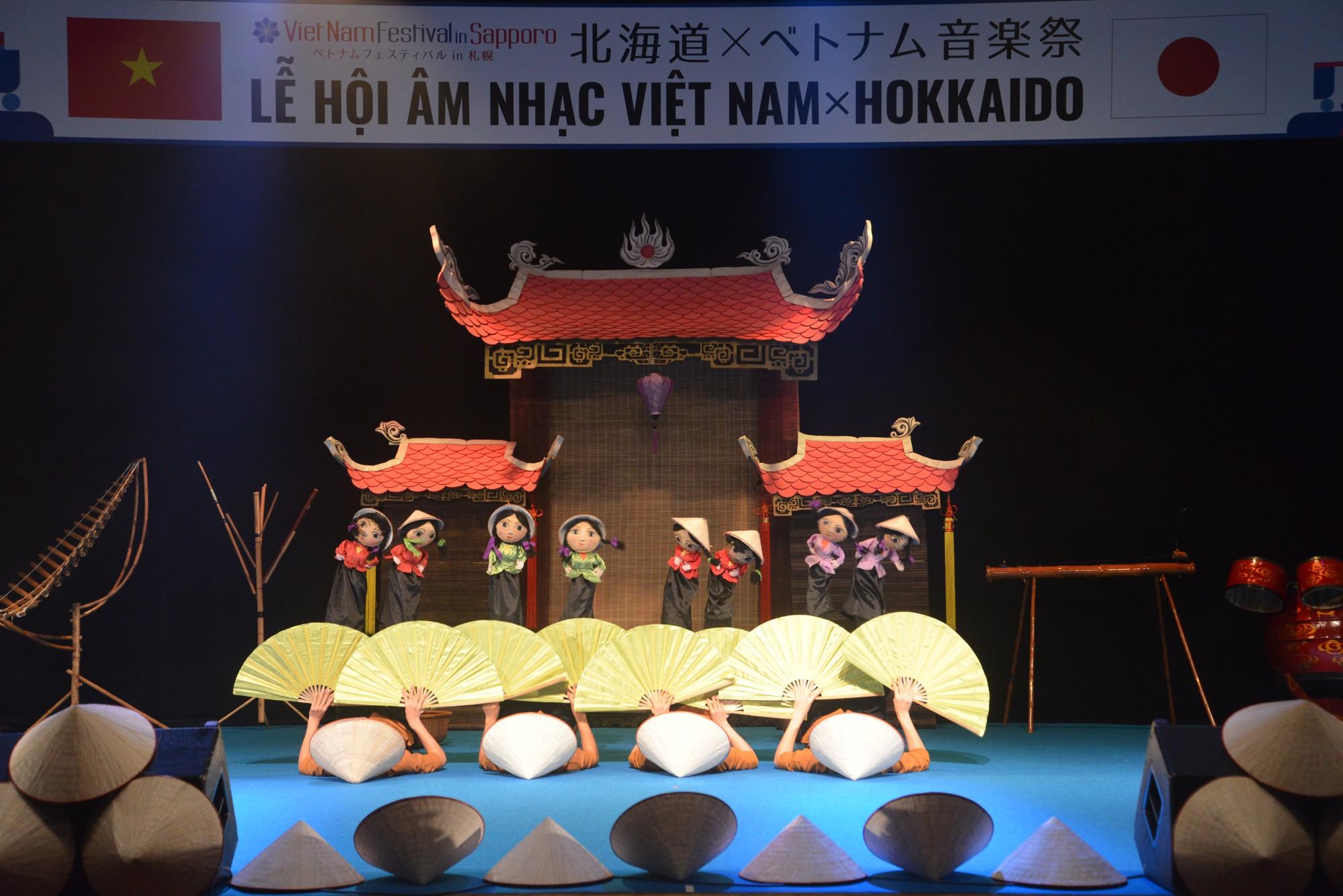 Lễ hội Việt Nam tại Sapporo năm 2019 lần thứ nhất - Ảnh 8.
