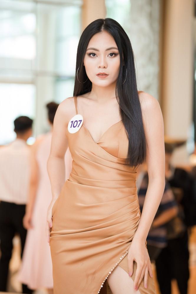 Hoa hậu Tường Linh, Đào Hà và dàn người đẹp quen mặt gợi cảm dự thi Hoa hậu Hoàn vũ VN - Ảnh 6.